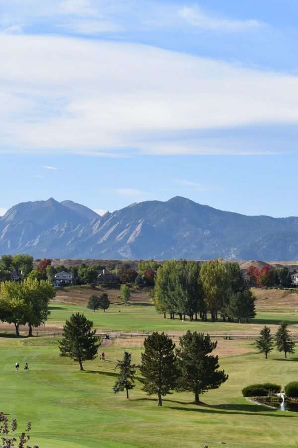 South to the Flatirons